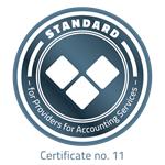 Bonitete certificate n.11 - Računovodstvo MEGA RAM d.o.o.