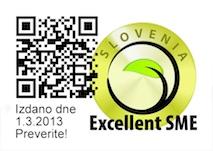 Bonitete Excellent SME